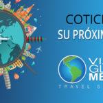 Cotice su próximo viaje en Agencia de Viajes Gloria Méndez