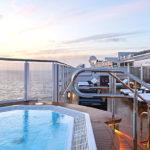 Norwegian Bliss - Sun deck