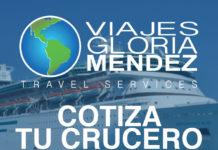 Cotice aquí su crucero - Viajes Gloria Méndez