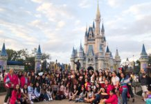 Las quinceañeras 2019 de Viajes Gloria Méndez Disney´s Magic Kingdom