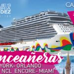 Viaje de Quinceañeras 2020 - Gloria Mendez